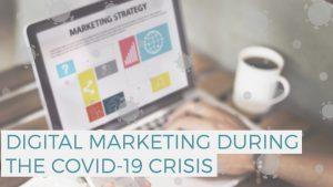 digital marketing COVID-19
